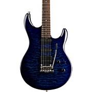 Ernie Ball Music Man BFR Luke III HSS Quilt Maple Top Electric Guitar