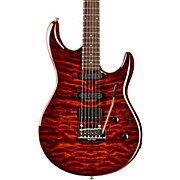 Ernie Ball Music Man BFR Luke III HSS Quilt Maple Top Electric Guitar