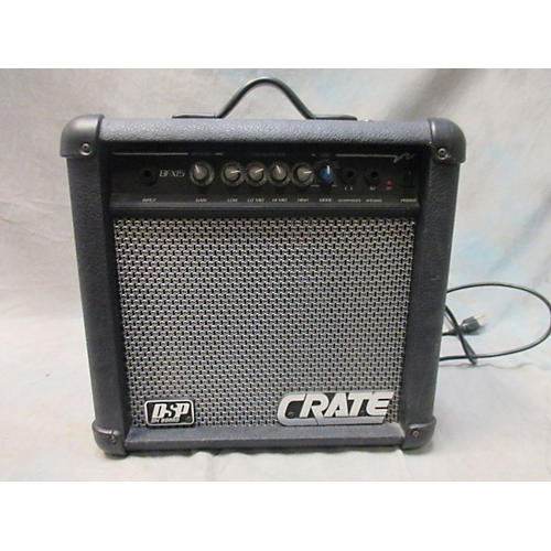 used crate bfx15 bass combo amp guitar center. Black Bedroom Furniture Sets. Home Design Ideas