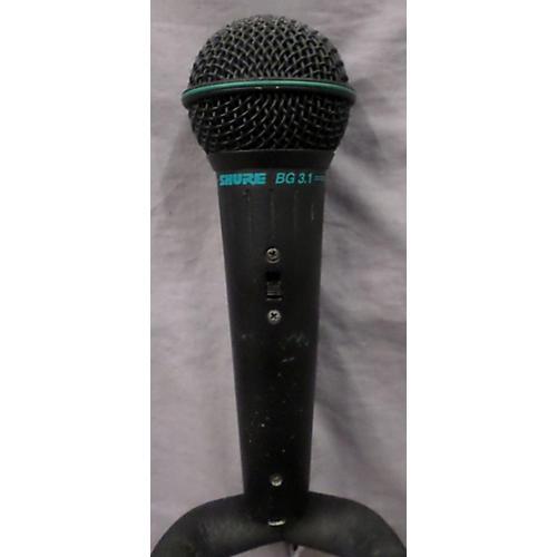 Shure BG 3.1 Dynamic Microphone-thumbnail