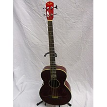 Fender BG-31 Car Acoustic Bass Guitar