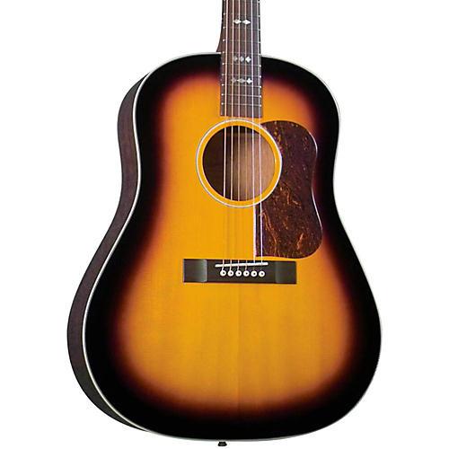 Blueridge BG-40 Contemporary Series Slope Shoulder Dreadnought Acoustic Guitar Vintage Sunburst