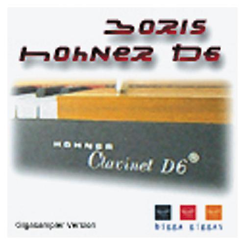 Tascam BG: Boris' Hohner D6 Clav Giga CD
