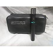 Shure BG Condenser Microphone