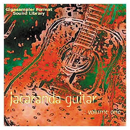Tascam BG: Jacaranda Guitars: Volume 1 Giga CD-thumbnail