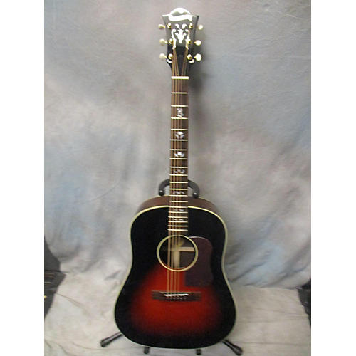 Blueridge BG160 Contemporary Series Slope Shoulder Dreadnought Acoustic Guitar-thumbnail