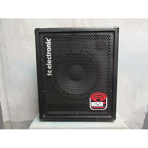 used tc electronic bg250 112 250w 1x12 bass combo amp guitar center. Black Bedroom Furniture Sets. Home Design Ideas