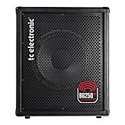 TC Electronic BG250-112 250W 1x12 Bass Combo Amp with 2  TonePrint Slots
