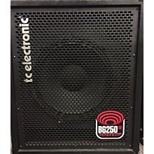 TC Electronic BG250 112 250W 1x12 Bass Combo Amp