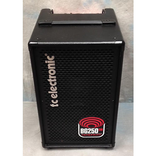 used tc electronic bg250 208 250w 2x8 bass combo amp guitar center. Black Bedroom Furniture Sets. Home Design Ideas