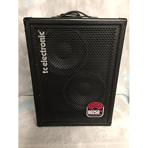 tc electronic bg250 210 250w bass combo amp. Black Bedroom Furniture Sets. Home Design Ideas