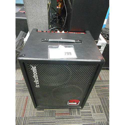 used tc electronic bg250 210 250w bass combo amp guitar center. Black Bedroom Furniture Sets. Home Design Ideas