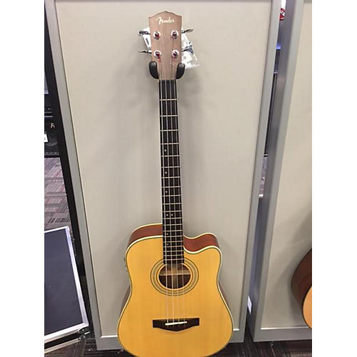 Fender BG29 Acoustic Bass Guitar