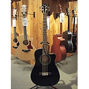 Fender BG29 BLK Acoustic Bass Guitar