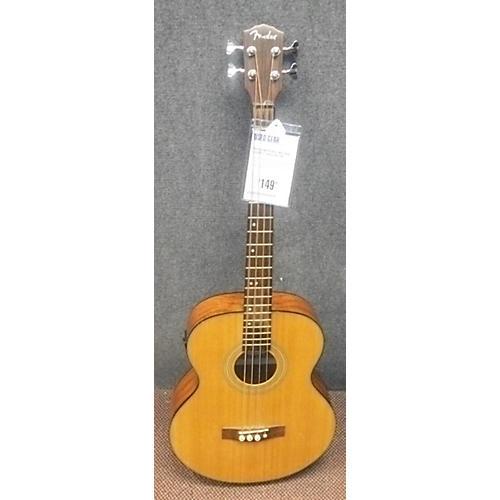 Fender BG32 Acoustic Bass Guitar