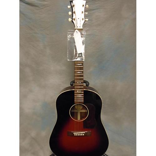 Blueridge BG40 Contemporary Series Slope Shoulder Dreadnought Acoustic Guitar-thumbnail