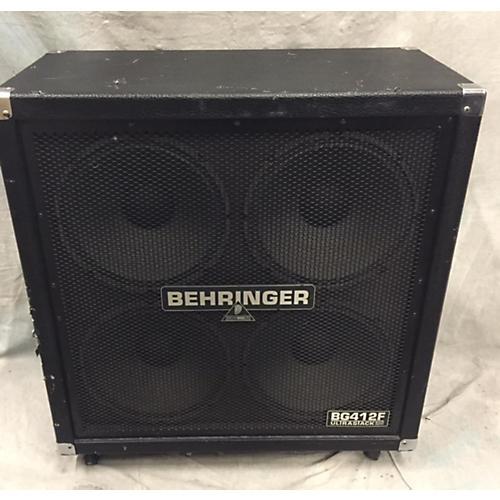 Behringer BG412F Bass Cabinet