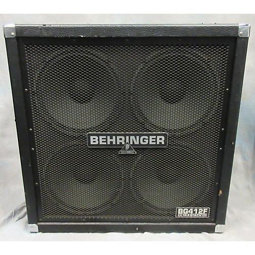 used behringer bg412f speaker cabinet guitar cabinet guitar center. Black Bedroom Furniture Sets. Home Design Ideas