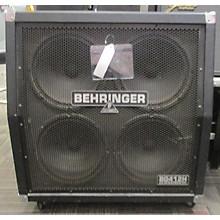 Behringer BG412H Guitar Cabinet