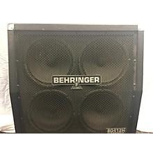 Behringer BG412H Ultrastack 400 Watt Guitar Cabinet