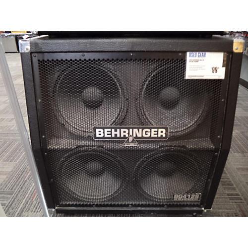 Behringer BG412S Guitar Cabinet