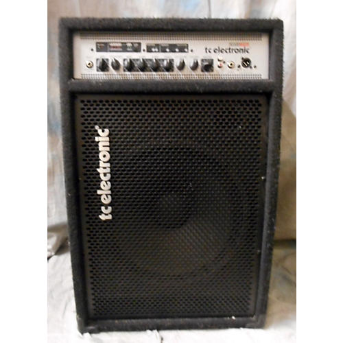 used tc electronic bg500 115 1x15 bass combo amp guitar center. Black Bedroom Furniture Sets. Home Design Ideas