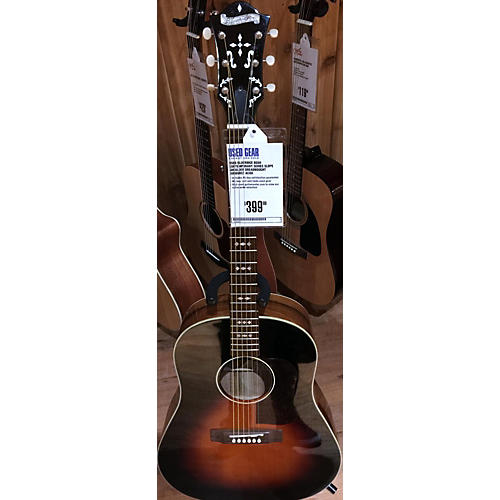Blueridge BG60 Contemporary Series Slope Shoulder Dreadnought Acoustic Guitar