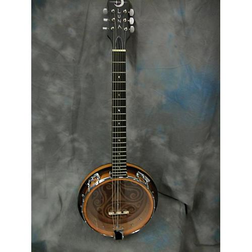 Luna Guitars BGB CEL 6 Banjo
