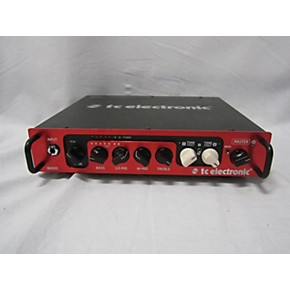 used tc electronic bh 800 bass amp head guitar center. Black Bedroom Furniture Sets. Home Design Ideas