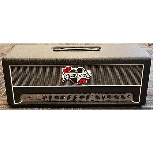 Blackheart BH100H Hot Head 100W Tube Guitar Amp Head-thumbnail