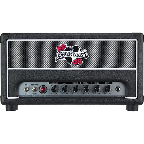 Blackheart BH15H Handsome Devil Series 15W Tube Amp Head