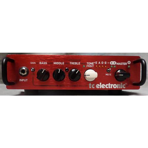TC Electronic BH250 250W Bass Amp Head