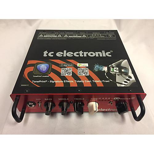 TC Electronic BH250 250W Bass Amp Head-thumbnail