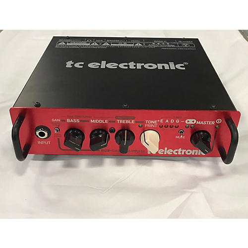 used tc electronic bh250 250w bass amp head guitar center. Black Bedroom Furniture Sets. Home Design Ideas