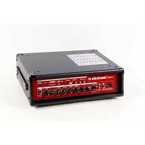 TC Electronic BH500 500W Bass Amp Head Red 888365363875