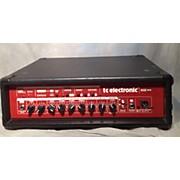 TC Electronic BH500 500W Bass Amp Head