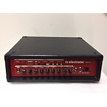 TC Electronic BH500 500W Bass Amp Head