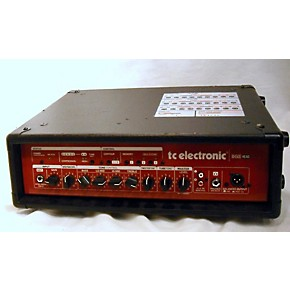used tc electronic bh500 head bass amp head guitar center. Black Bedroom Furniture Sets. Home Design Ideas
