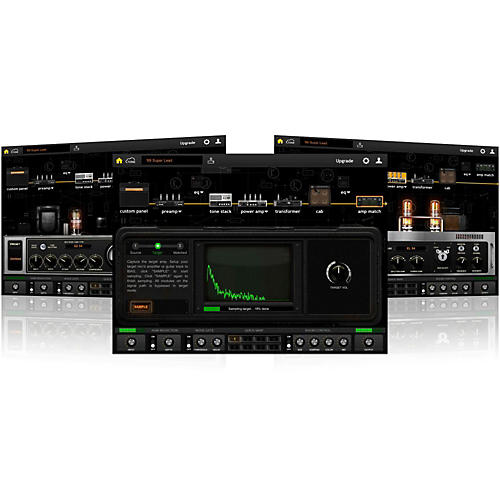Positive Grid BIAS Amp Professional Software Download-thumbnail
