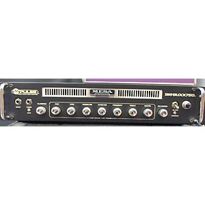 Pre-owned Mesa Boogie BIG BLOCK 750 Bass Amp Head by Mesa Boogie