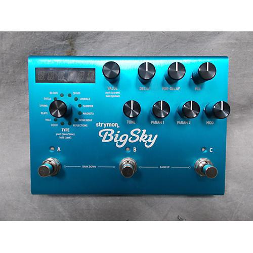 Strymon BIG SKY Effect Pedal-thumbnail