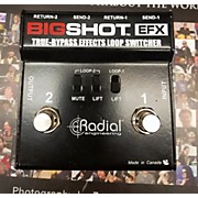Radial Engineering BIGSHOT EX Pedal