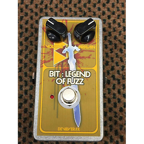 In Store Used BIT: LEGEND OF FUZZ Effect Pedal-thumbnail