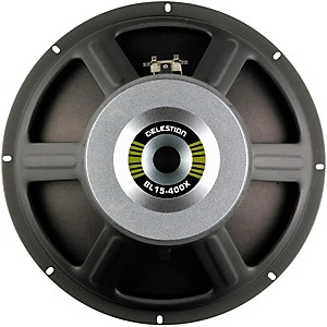 Celestion BL15-400X 15 inch 400 Watt 8ohm Ceramic Bass Replacement Speaker by Celestion