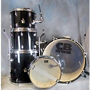 CB Percussion BLACK CB DRUMSET Drum Kit