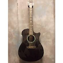Rainsong BLACK ICE OM1000N2 Acoustic Electric Guitar