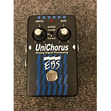 EBS BLACK LABEL UNICHROUS Effect Pedal