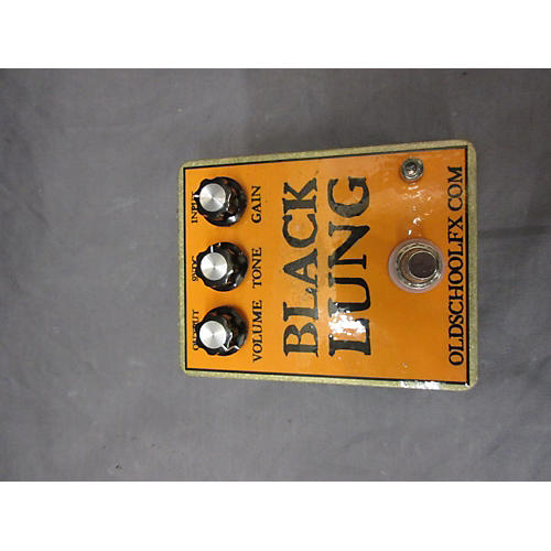 BLACK LUNG Effect Pedal-thumbnail