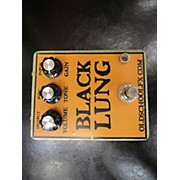 Old School FX BLACK LUNG Effect Pedal