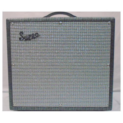 Supro BLACK MAGICK 1695T Tube Guitar Combo Amp-thumbnail